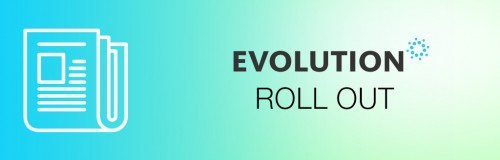 Evolution Rolling Out Across Sectors