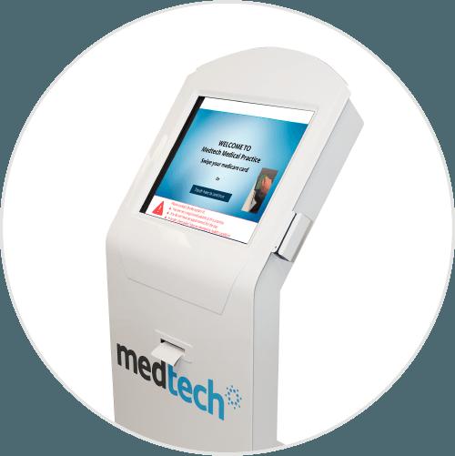 Medtech Kiosk Icons_Kiosk Circle AU