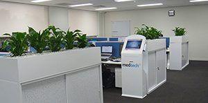 Medtech's New Office