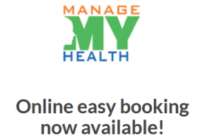 Easy Booking frees up reception, assists MMH enrolments