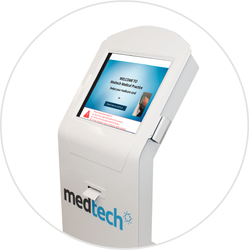Healthcare Kiosk Solutions - Medtech Australia